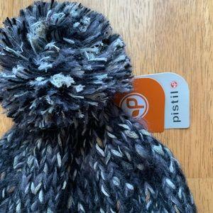 PISTIL winter Pom Pom hat